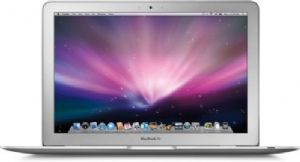 "Refurbished Apple MacBook Air Laptop 13.3"" MC965B/A Core i5 1.7GHz 4GB OS X 10.7 128GB"
